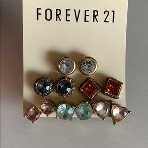 Forever 21 Vintage Earring Bundle